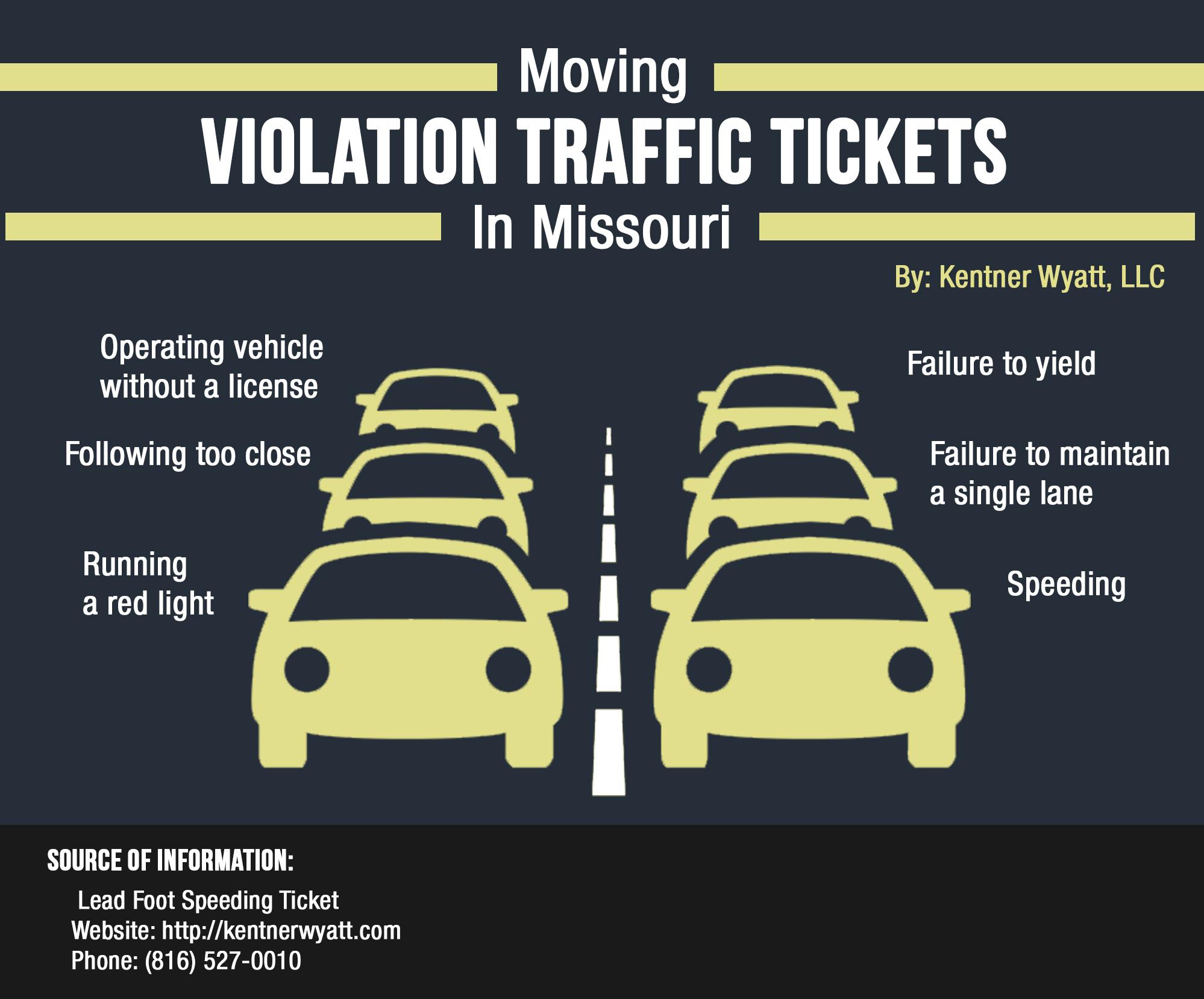 Traffic Lawyer Kansas City Missouri